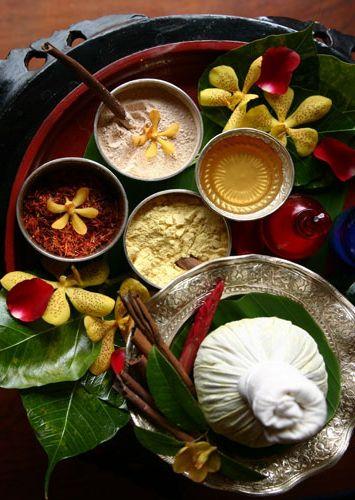 Ayurveda, yoga kulinariyası