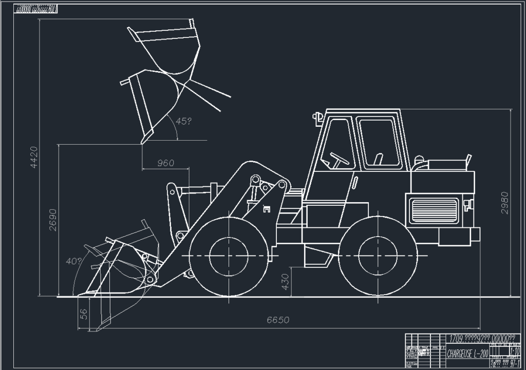 Архитектурно-строительное и машино-строительное черчение