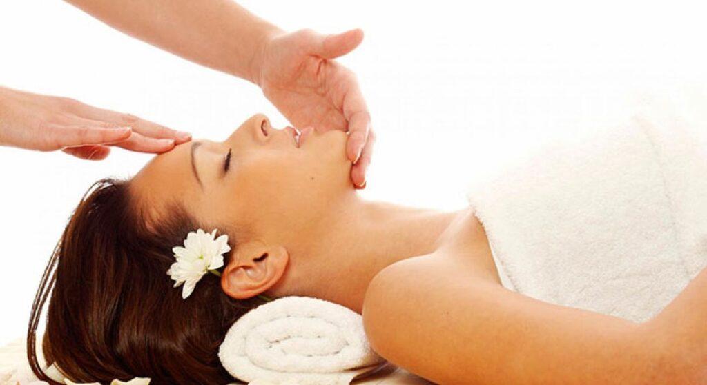 Испанский нейроседативный массаж