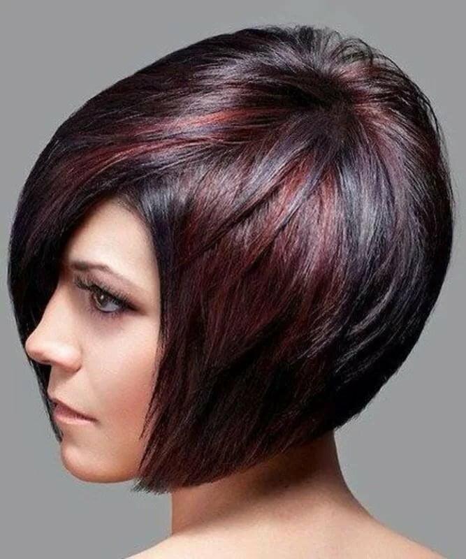 saç boyamaların rəng dizaynı