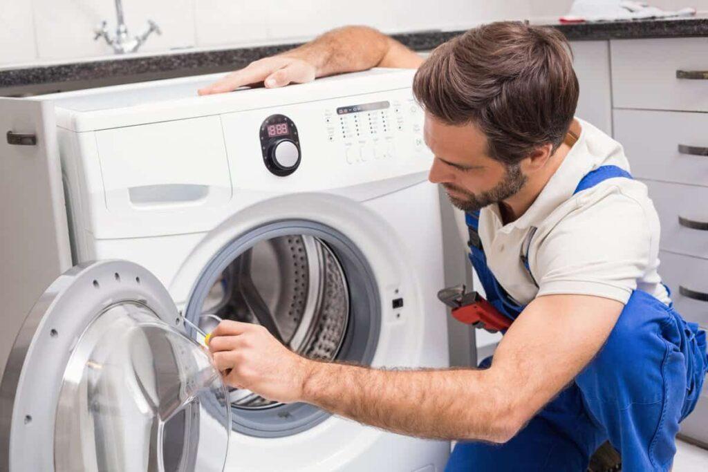 Ремонт и сервис стиральных машин