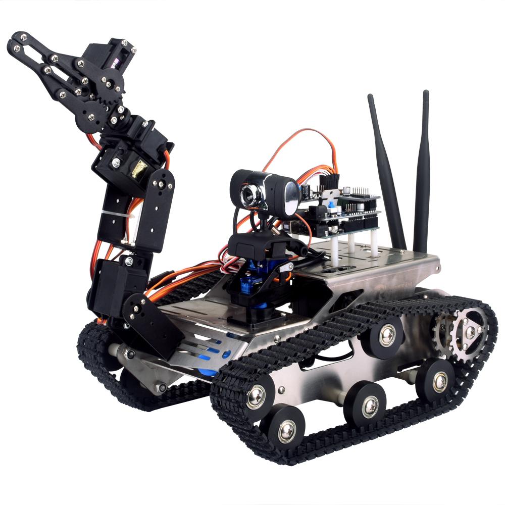 Robototexnikanın əsasları (Arduino və s.)