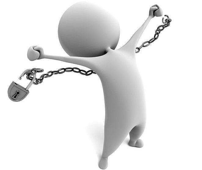 Основа любой свободы - психологическая свобода!